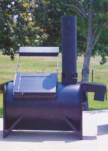 TC-275 poultry incinerator
